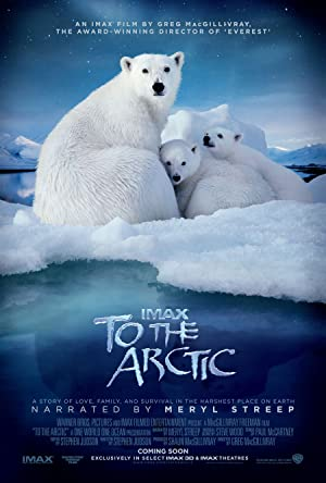 Where to stream To the Arctic 3D