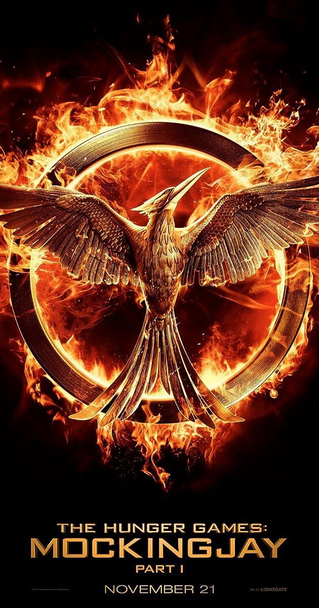 Bado žaidynės: Strazdas giesmininkas - 1 dalis / The Hunger Games: Mockingjay - Part 1 (2014) Online