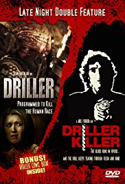 Driller (2006) starring Tanya Dempsey on DVD on DVD