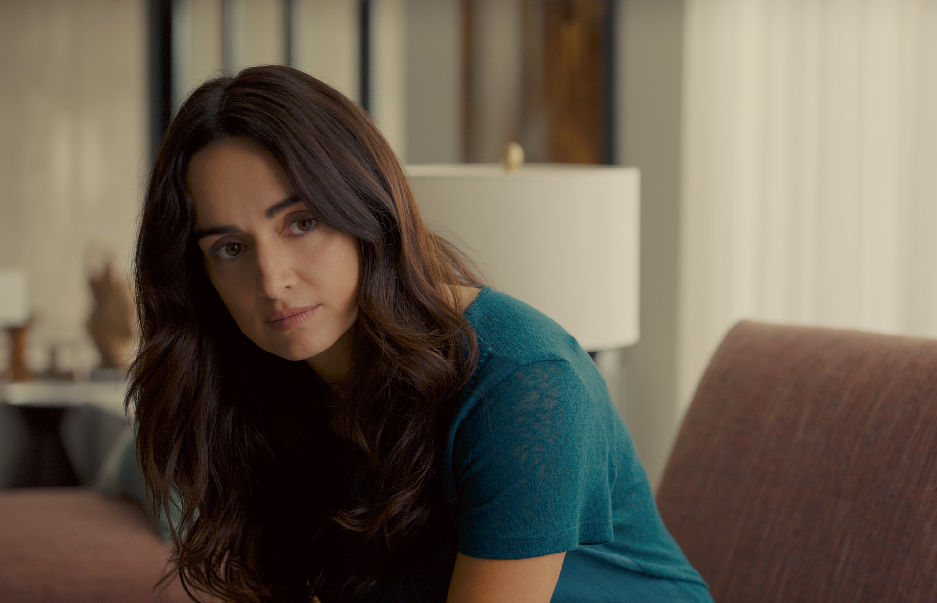 Ana de la Reguera in Everything, Everything (2017)