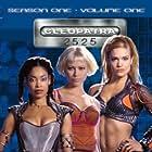 Victoria Pratt, Jennifer Sky, and Gina Torres in Cleopatra 2525 (2000)