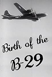 Birth of the B-29 Poster