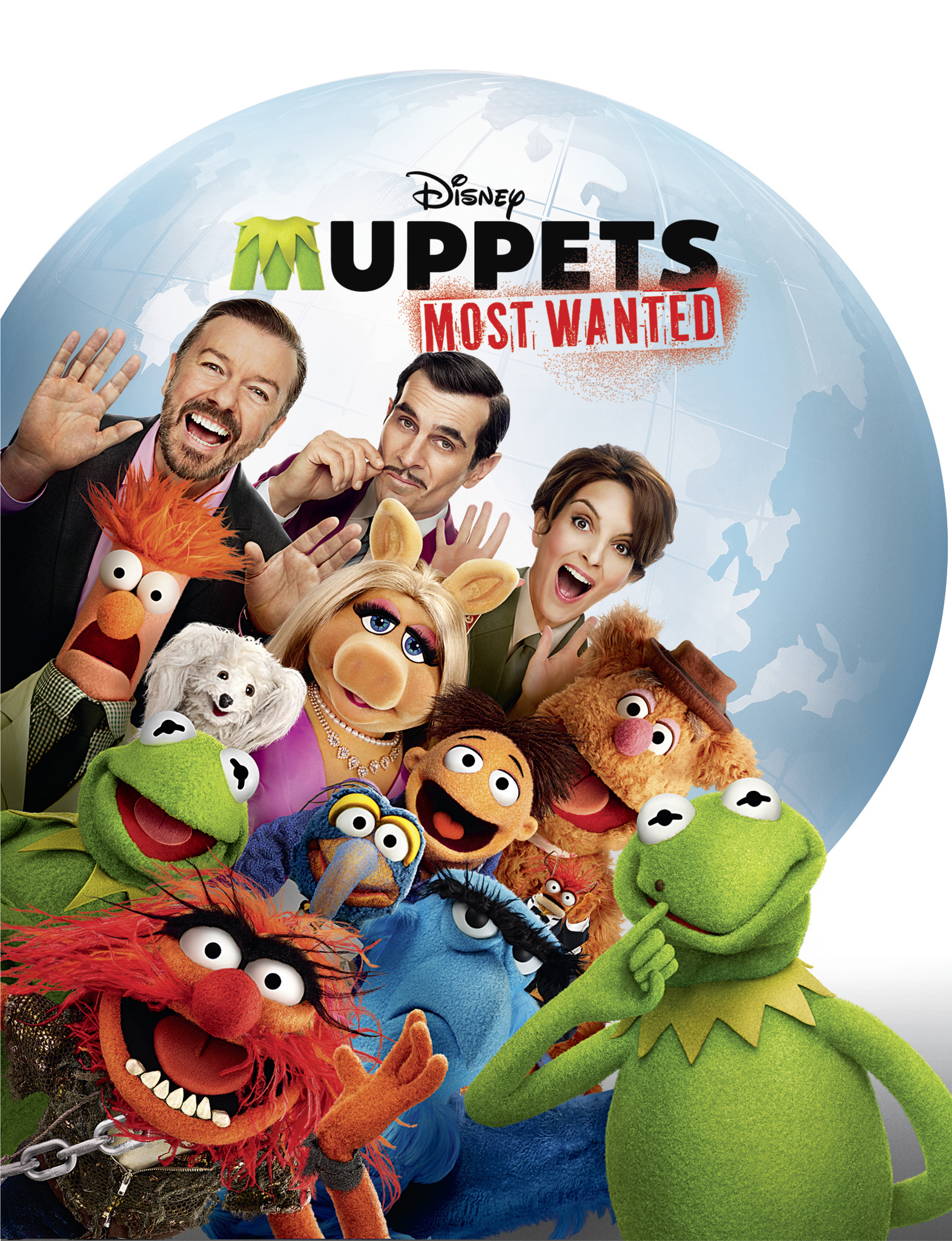 8face000176 Muppets Most Wanted (2014) - IMDb
