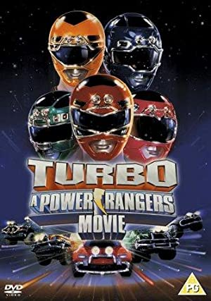 Turbo: A Power Rangers Movie Poster