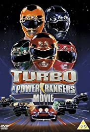Turbo: A Power Rangers Movie (1997) Poster - Movie Forum, Cast, Reviews