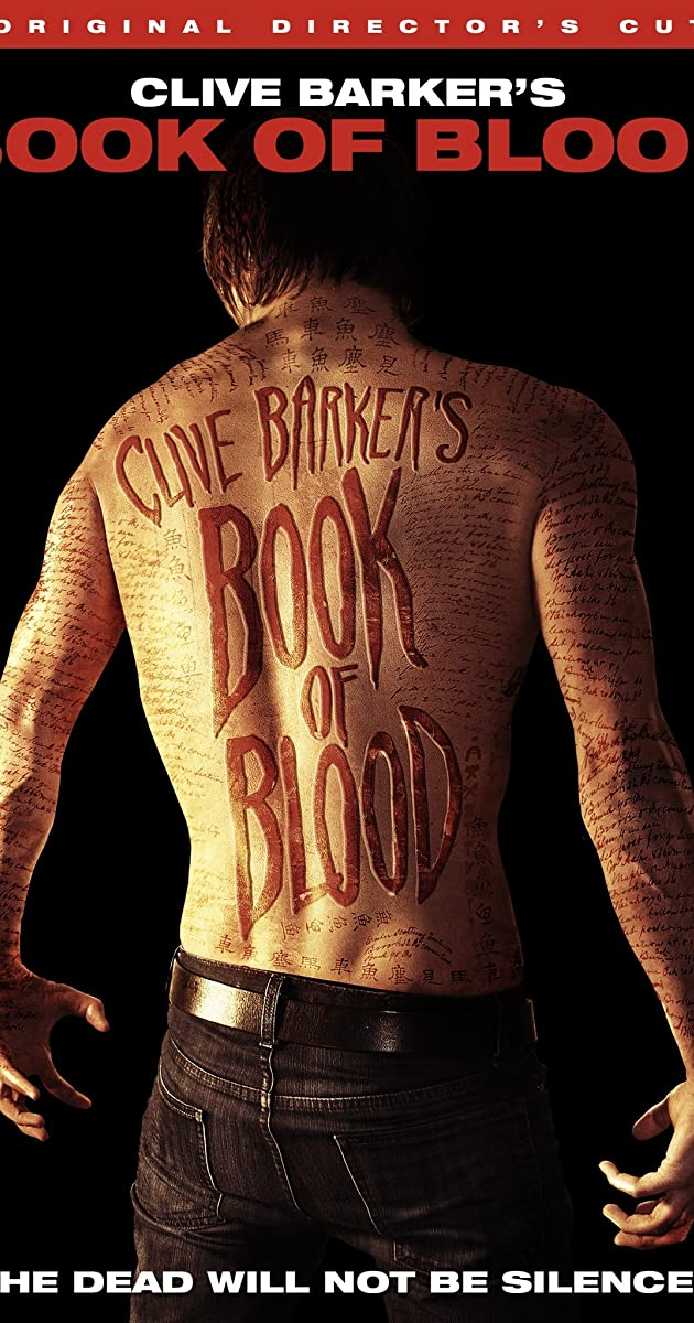 Books of Blood (2020) Dual Audio Hindi 350MB HDRip 480p Free Download