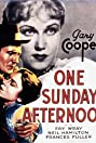 One Sunday Afternoon (1933) Poster