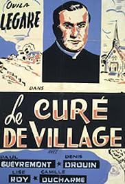Le curé de village Poster