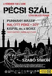 Pécsi szál Poster