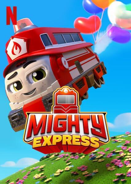 Mighty Express (共4季) | awwrated | 你的 Netflix 避雷好幫手!