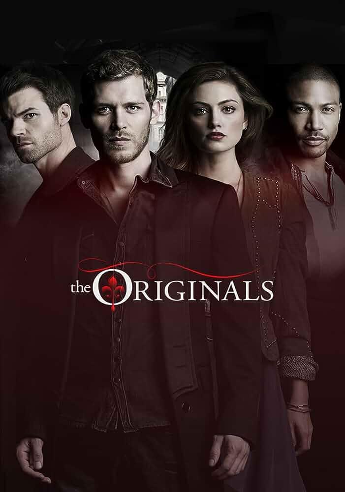 Daniel Gillies, Joseph Morgan, Phoebe Tonkin, and Charles Michael Davis in The Originals (2013)