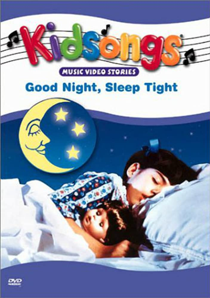 kidsongs good night sleep tight 1986