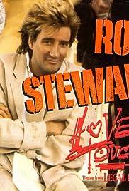 Rod Stewart: Love Touch Poster
