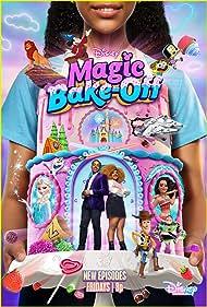 Issac Ryan Brown and Dara Renee in Disney's Magic Bake-Off (2021)