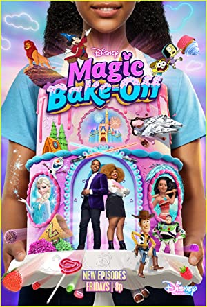 Where to stream Disney's Magic Bake-Off