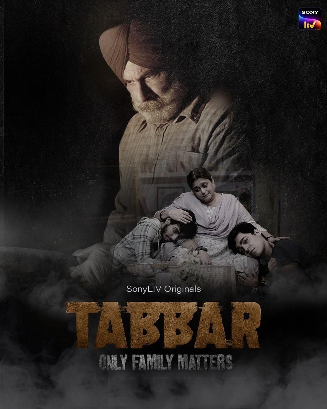 Tabbar (2021) S01 Hindi Drama, Thriller WEB Series || 480p, 720p, 1080p WEB-DL