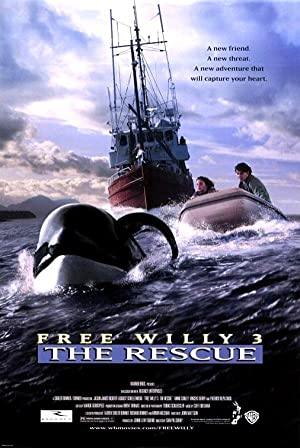 Permalink to Movie Free Willy 3: The Rescue (1997)