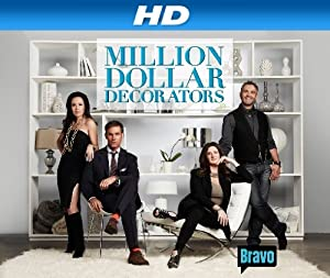 Where to stream Million Dollar Decorators