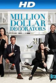 Million Dollar Decorators Poster