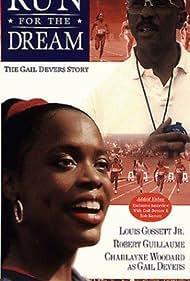 Louis Gossett Jr. and Charlayne Woodard in Run for the Dream: The Gail Devers Story (1996)