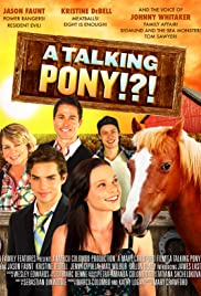 A Talking Pony!?! Poster