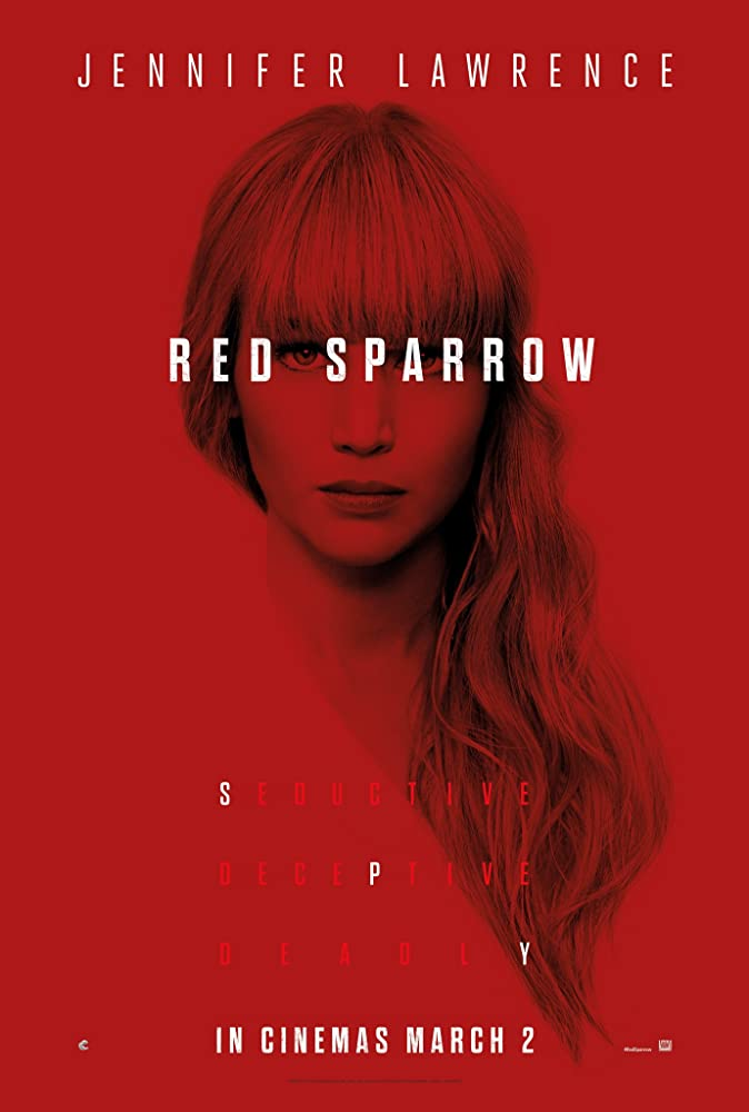 Red Sparrow (2018) Hindi Dubbed