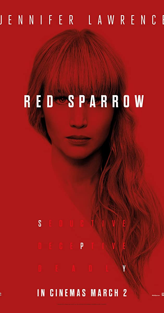 Watch Full HD Movie Red Sparrow (2018)