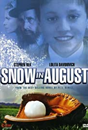Snow in August (2001) Poster - Movie Forum, Cast, Reviews