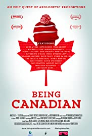 Being Canadian Poster