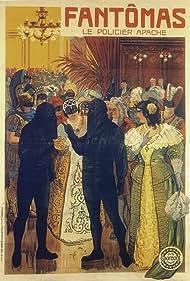 Fantômas contre Fantômas (1914) Poster - Movie Forum, Cast, Reviews