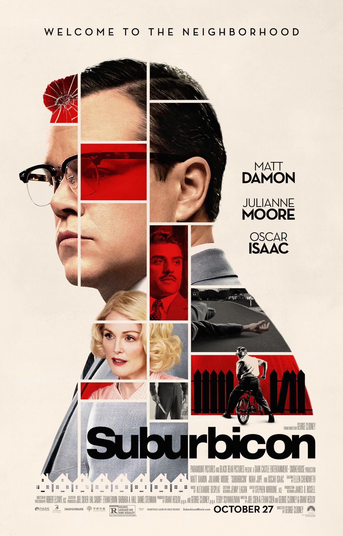 Suburbicon (2017) BluRay 720p & 1080p
