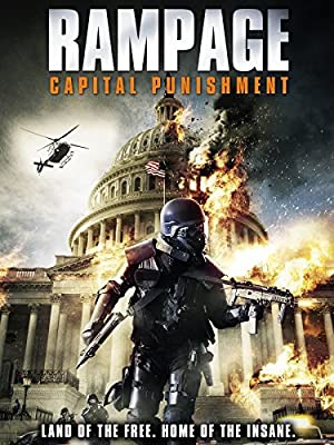 Where to stream Rampage: Capital Punishment
