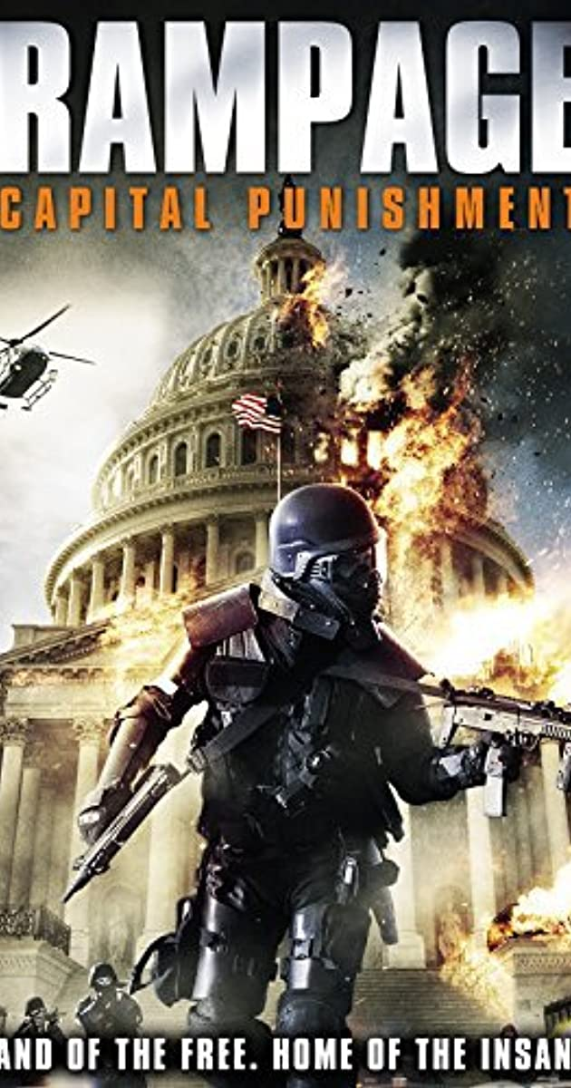 Rampage Capital Punishment 2014 Imdb