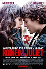 Hailee Steinfeld and Douglas Booth in Romeo & Juliet (2013)