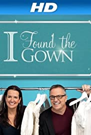 I Found the Gown Poster