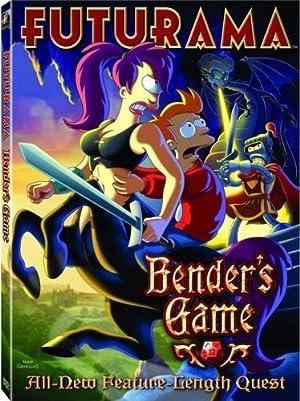 Download Futurama: Bender's Game Movie