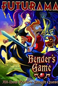 Primary photo for Futurama: Bender's Game