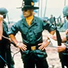 Robert Duvall and Martin Sheen in Apocalypse Now (1979)