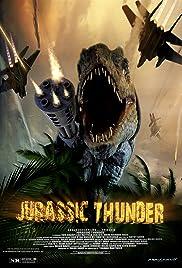 Jurassic Thunder Poster