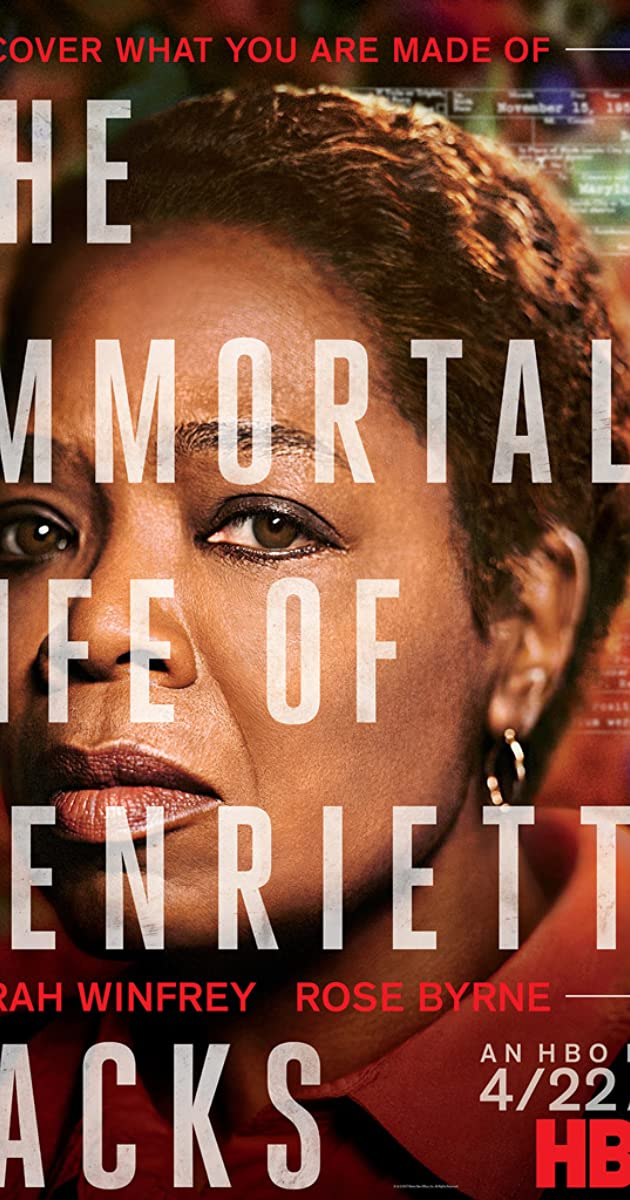 Subtitle of The Immortal Life of Henrietta Lacks