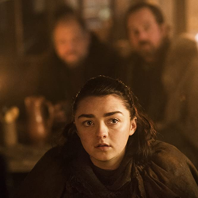 Maisie Williams in Game of Thrones (2011)