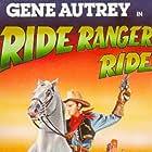 Gene Autry in Ride, Ranger, Ride (1936)