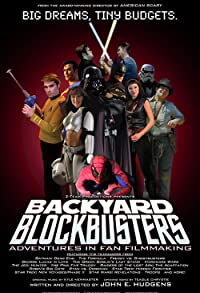 Primary photo for Backyard Blockbusters