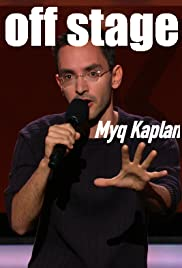 Off Stage: Myq Kaplan