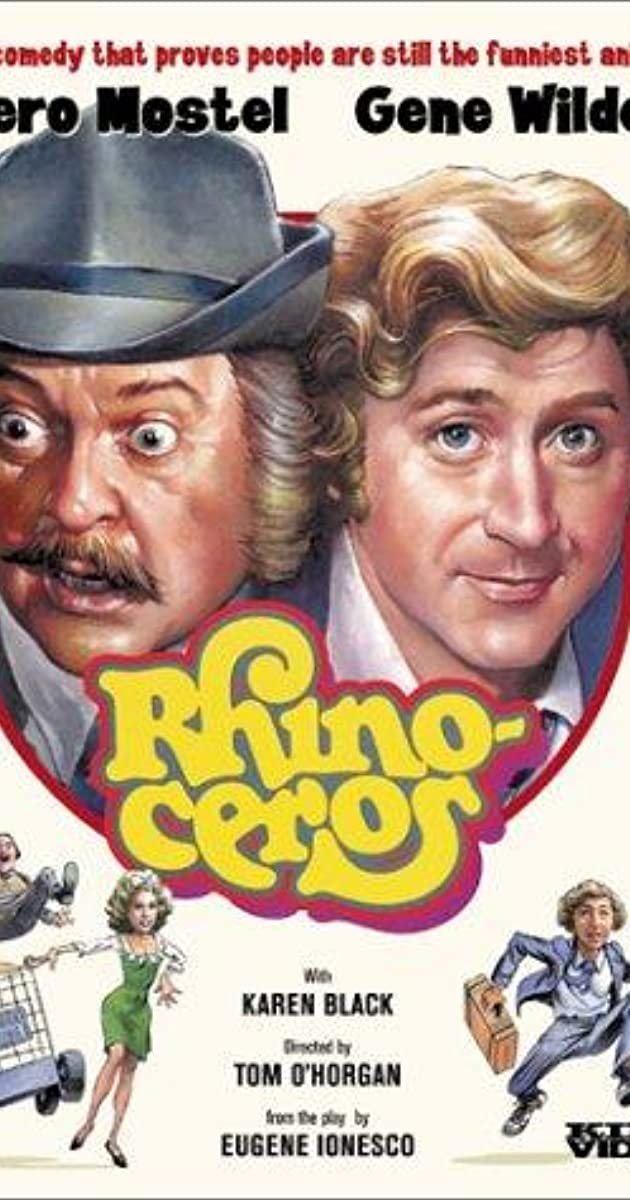 Rhinoceros (1974) Subtitles