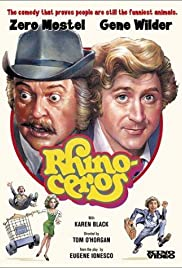 Rhinoceros(1974) Poster - Movie Forum, Cast, Reviews