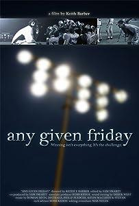 Hot movies Any Given Friday [480p]