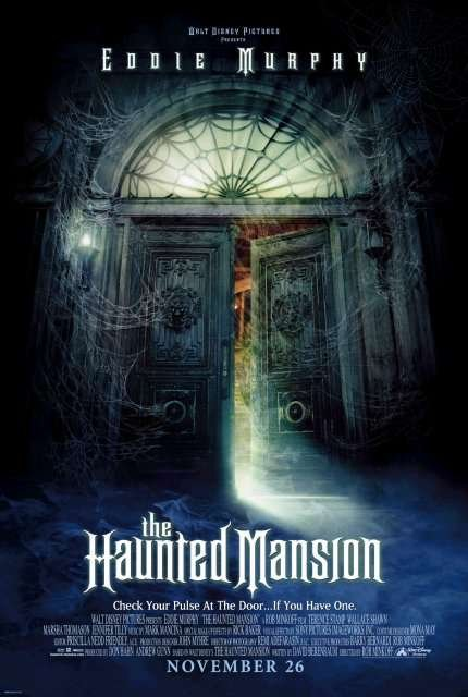 فيلم The Haunted Mansion مترجم