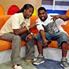 A.J. and David Banner at an event for 106 & Park Top 10 Live (2000)