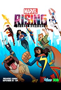Primary photo for Marvel Rising: Secret Warriors
